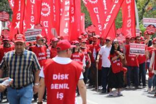 Ankara da 1 Mayıs Kutlamaları