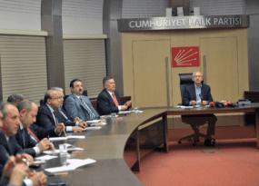 YSK kararı sonrası CHP olağanüstü toplandı