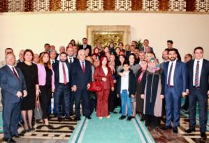 TDH Genel Başkanı Bilal Ulusan'dan Anlamlı Etkinlik